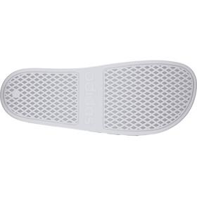 adidas Adilette Aqua Slides Men footwear white/platin metal/footwear white